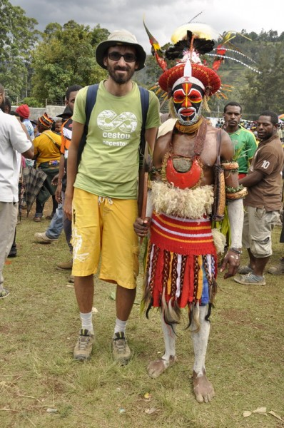 Mišo v Papui Novej Guinei