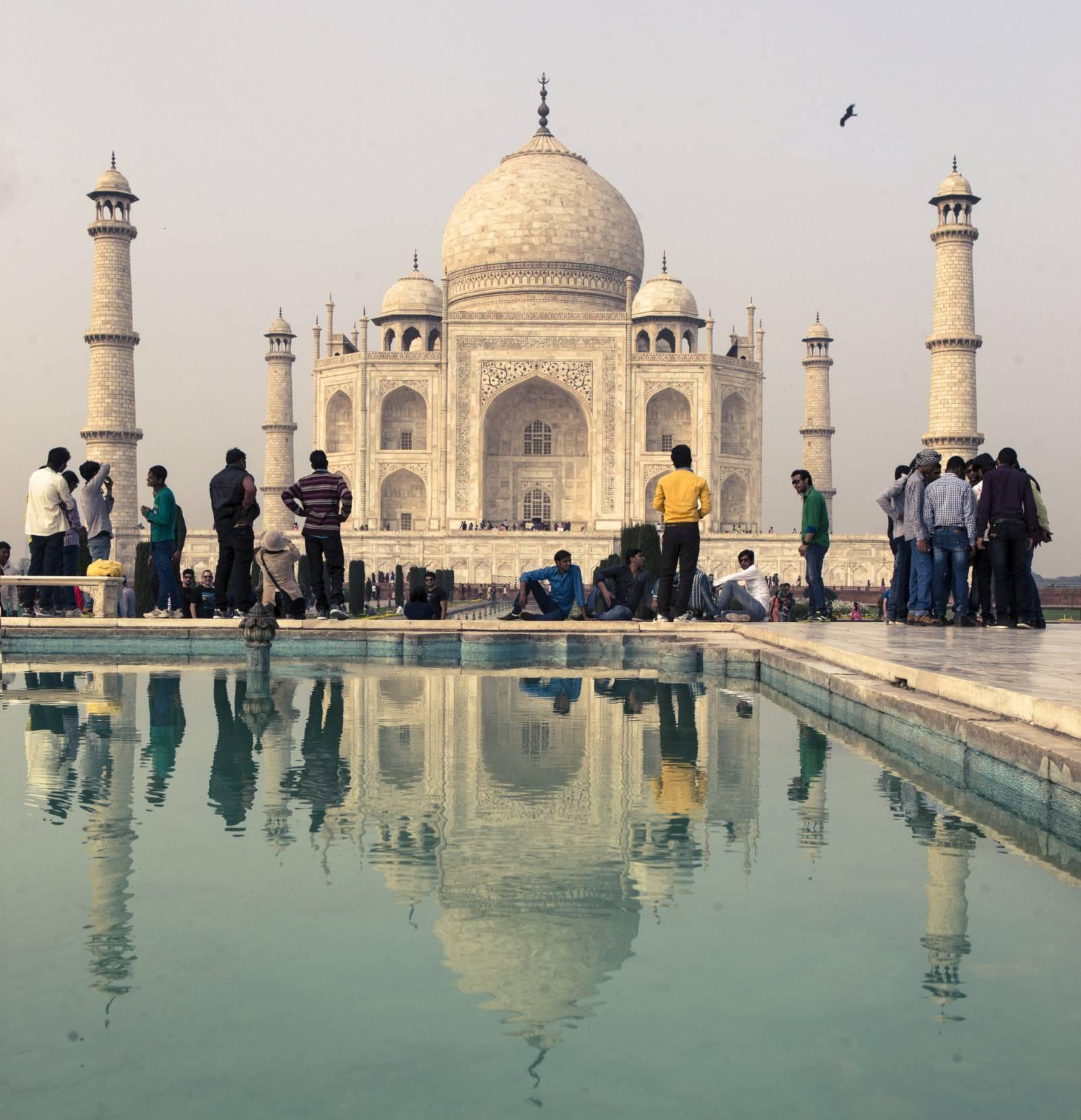 Taj Mahal, Agra, India, patrikpaulinyi