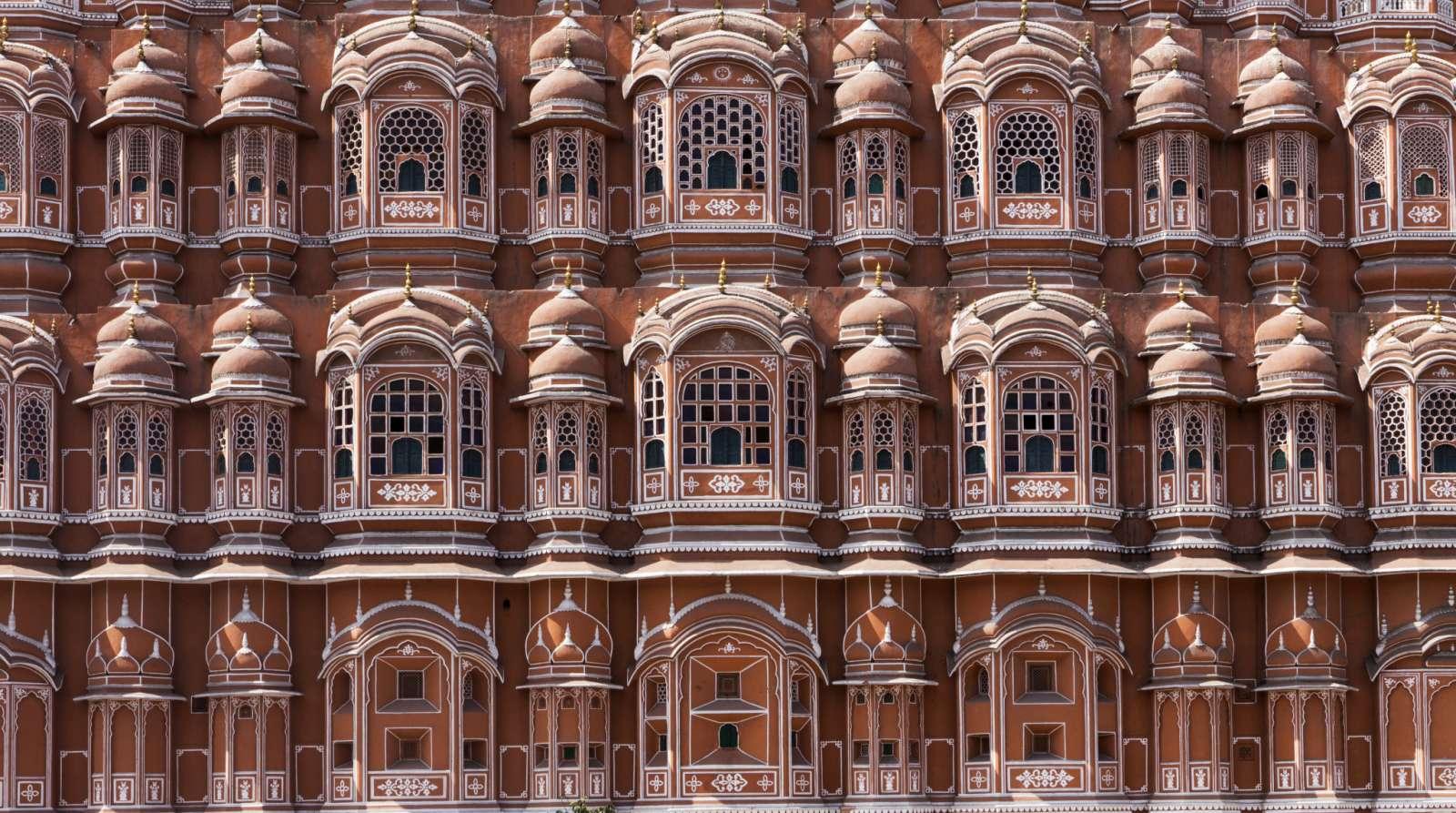 Hawa mahal, Jaipur, India, patrikpaulinyi